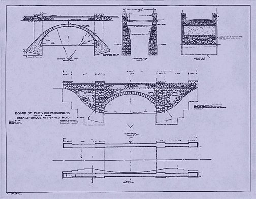 bridge blueprints